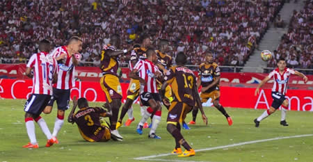 tolima junior liga aguila 2015